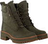 Green TIMBERLAND Lace-up boots COURMAYEUR VALLEY YB - small
