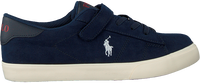Blue POLO RALPH LAUREN Low sneakers THERON PS  - medium