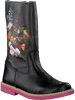 Black WILD High boots 1440 - small