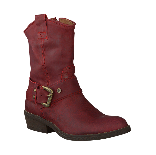 Red DEVELAB High boots 2992 - large
