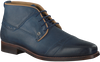 Blue REHAB Business shoes LECTOR - small