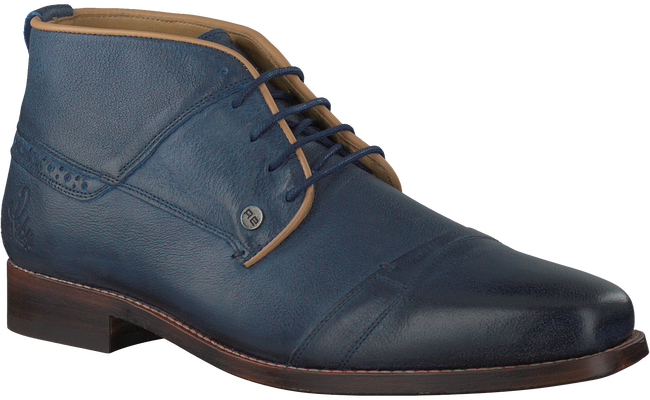 Blue REHAB Business shoes LECTOR - large