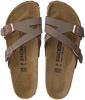 Brown BIRKENSTOCK Flip flops YAO  - small