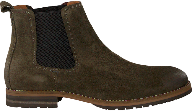 Green OMODA Classic ankle boots MINFUSA610.03OMO - large