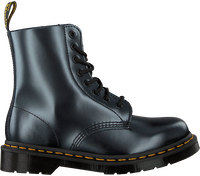 Silver DR MARTENS Lace-up boots 1460 PASCAL  - medium