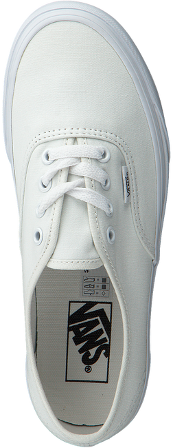 White VANS Sneakers AUTHENTIC WMN - large