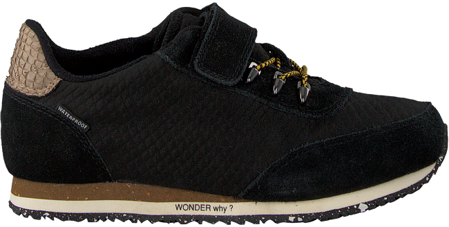 Green WODEN WONDER Sneakers VIDAR NEOPREN - large