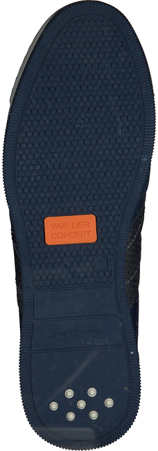 Blue VAN LIER Business shoes 1917407  - large
