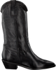 Black VERTON High boots 1631  - small