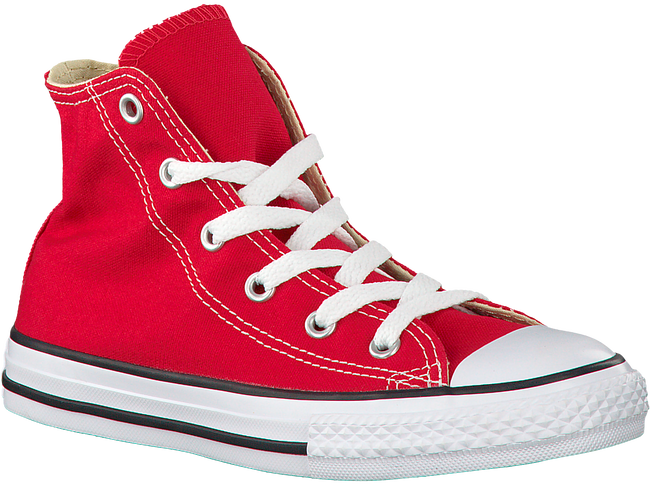 Red CONVERSE Sneakers CTAS HI KIDS - large