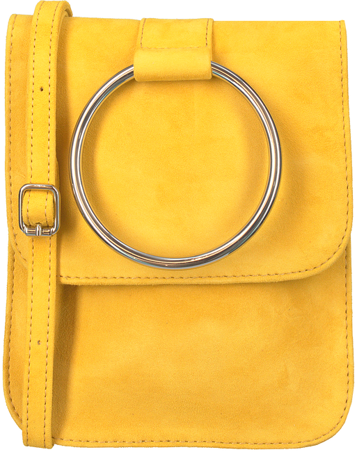 Yellow UNISA Shoulder bag ZBIN - large