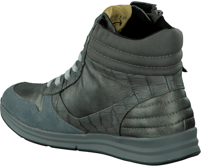 Grey BULLBOXER Sneakers AFZF5S501 - large