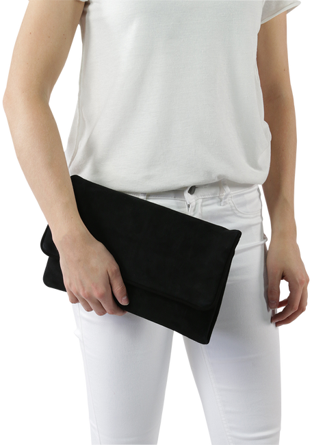 Black PETER KAISER Clutch LIEKE - large