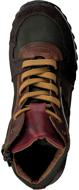 Brown RETOUR Sneakers 152-1425 - large