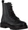 Black OMODA Lace-up boots LPSATURNO  - small