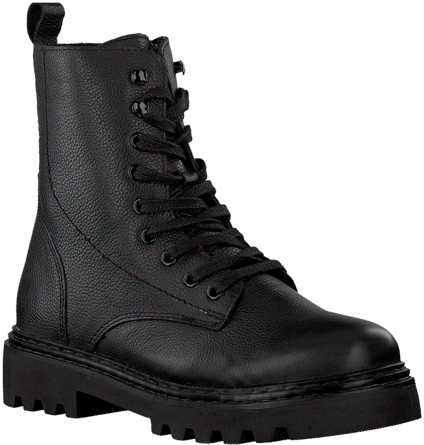 Black OMODA Lace-up boots LPSATURNO  - large