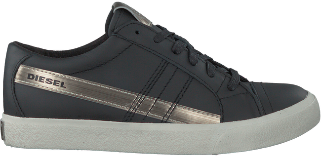 Black DIESEL Sneakers D-STRING LOW - large