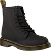 Black DR MARTENS Lace-up boots 1460 SERENA T/J - small