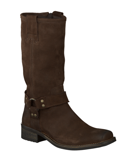 Brown GIGA High boots 3372N - large