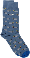 Blue Alfredo Gonzales Socks DUCKS  - medium