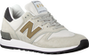 White NEW BALANCE Low sneakers M670  - small