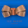 Blue TED BAKER Pencil case LORA - small