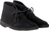 Black CLARKS Ankle boots DESERT BOOT HEREN - small