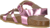 Pink RED RAG Sandals 19152 - small