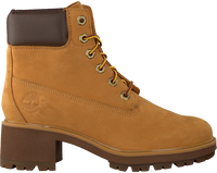 Camel TIMBERLAND Lace-up boots KINSLEY 6IN WATERPROOF  - medium