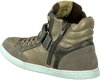 Gold BULLBOXER Sneakers AEBF5S570 - small