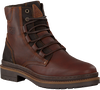 Cognac GAASTRA Lace-up boots TRAVIS HIGH  - small