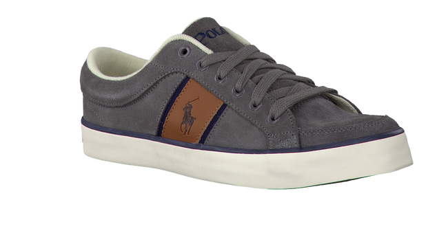 Grey POLO RALPH LAUREN Sneakers BOLINGBROOK II - large