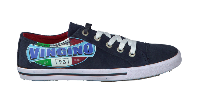 Blue VINGINO Lace-ups ANDREW LOW - large