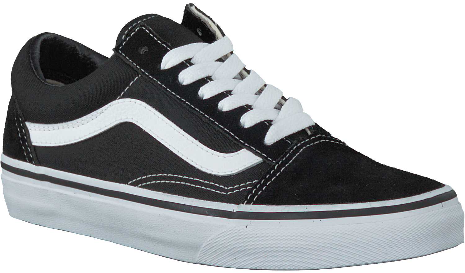 Black VANS Sneakers OLD SKOOL OLD SKOOL - Omoda.com