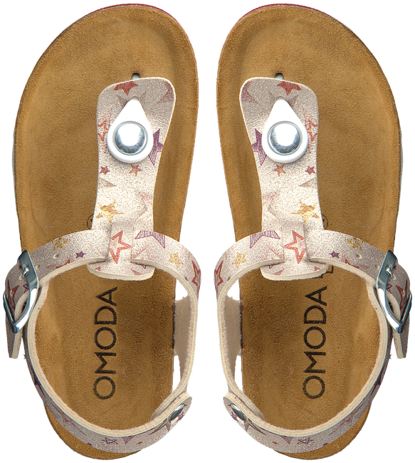 Gold OMODA Sandals 1680  - large