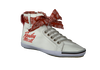 White REPLAY Lace-up boots ARROW - small