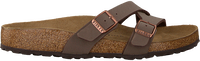 Brown BIRKENSTOCK Flip flops YAO  - medium