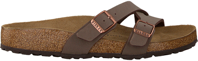 Brown BIRKENSTOCK Flip flops YAO  - large
