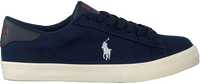 Blue POLO RALPH LAUREN Low sneakers THERON  - medium