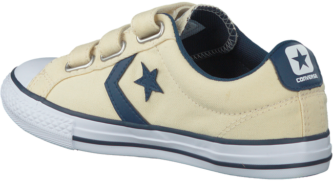 White CONVERSE Sneakers STAR PLAYER 3V OX KIDS - large