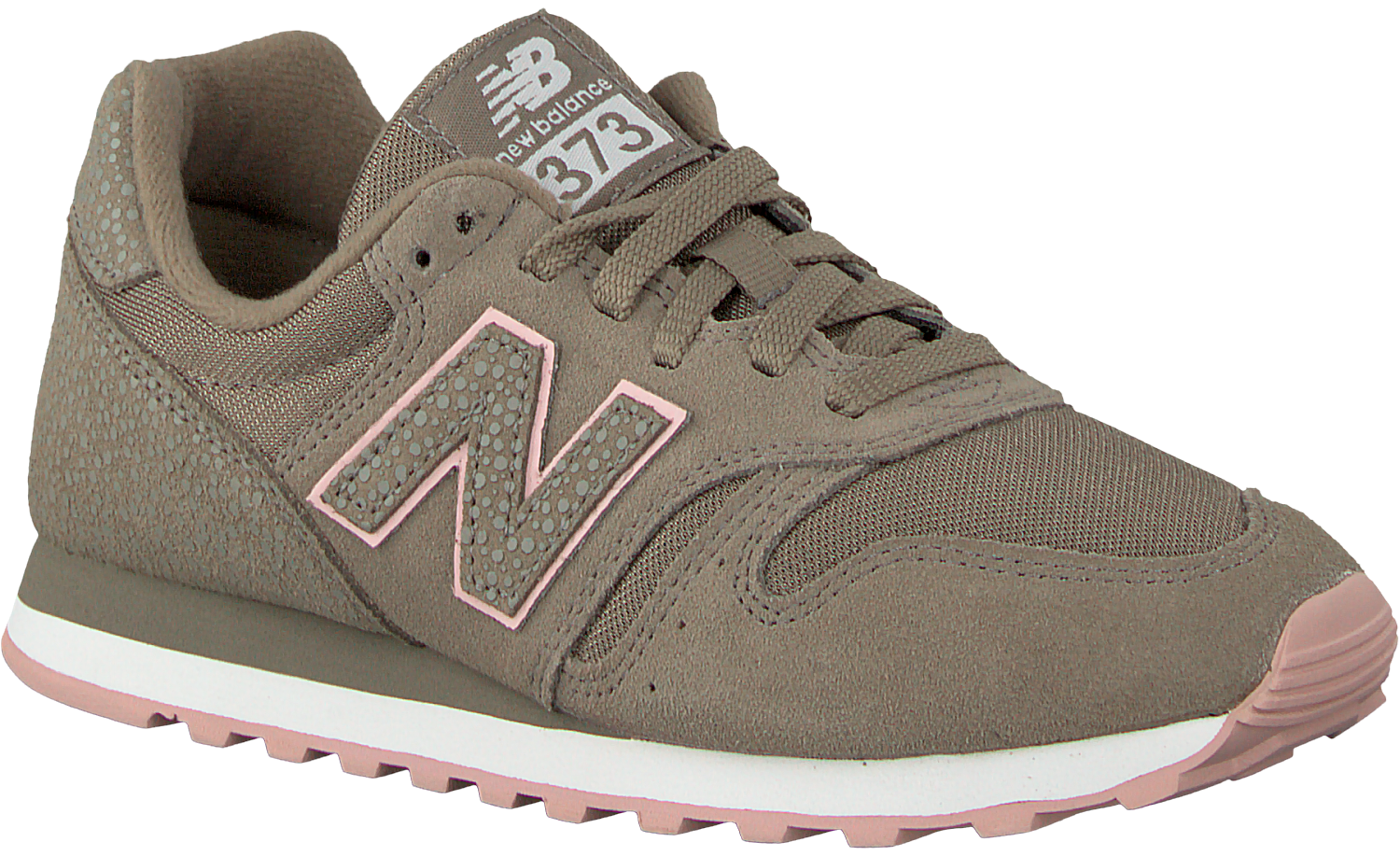 Green NEW BALANCE Sneakers WL373 DAMES - Omoda.com