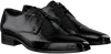 Black MAZZELTOV Business shoes 3753  - small
