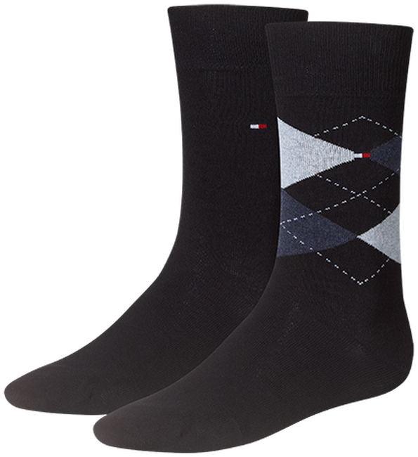 Blue TOMMY HILFIGER Socks 391156 - large