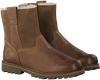 Brown TIMBERLAND Ankle boots RIDGE WARM-LINED PULL ON - small