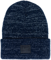 Blue HERSCHEL Bonnet ABBOTT REFLECTIVE  - medium