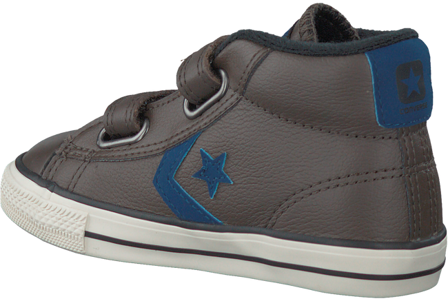 Brown CONVERSE Sneakers STAR PLAYER MID 2V - large