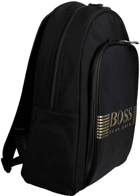 Black HUGO BOSS Backpack PIXEL BACKPACK - large