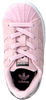 Pink ADIDAS Sneakers SUPERSTAR I - small