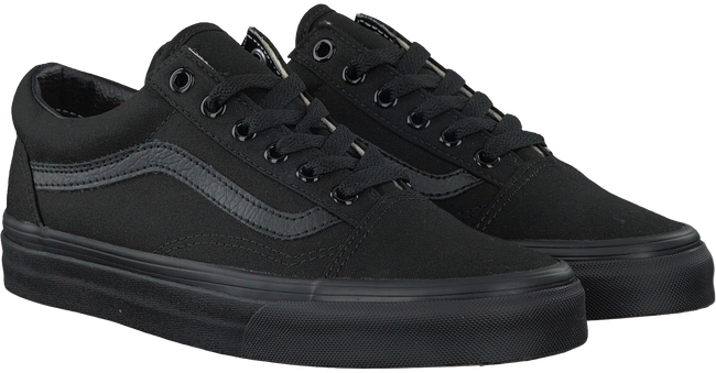 Black VANS Sneakers OLD SKOOL WMN - large