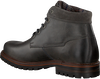 Grey OMODA Lace-up boots 710056 - small